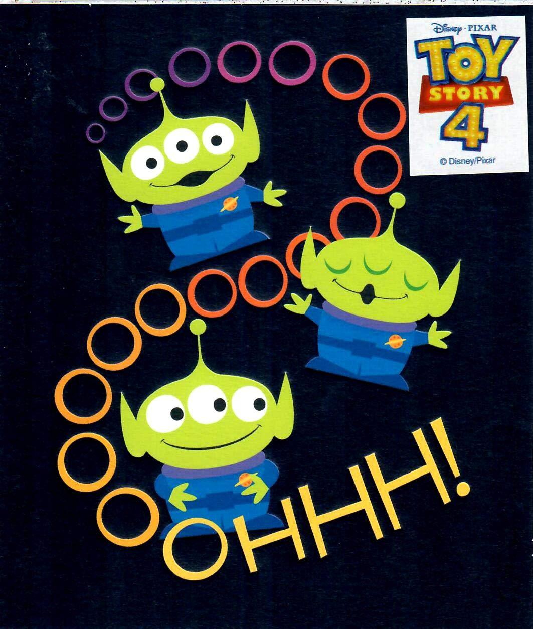 Toy Story 4 - OOOOHHHH! Tarjeta de cumpleaños de Aliens ...