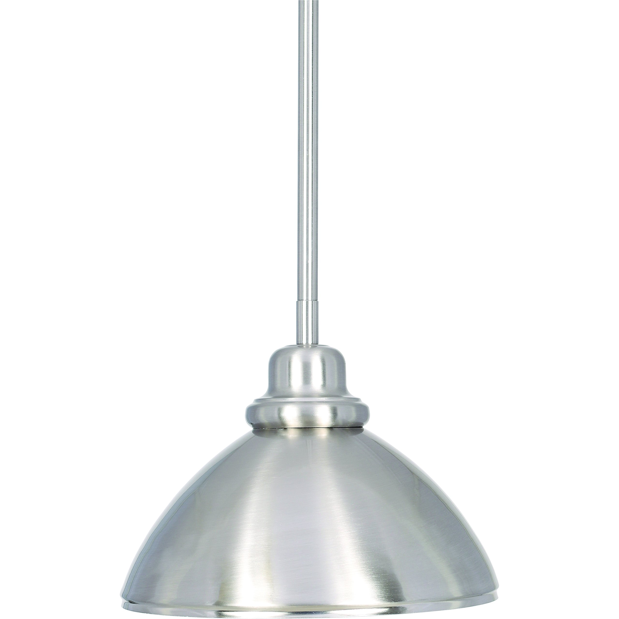 Volume Lighting V1877-33 Mini, Brushed Nickel