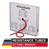 TheraBand Resistance Tubes, Professional Latex