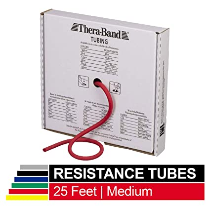 Buy Theraband Professional Latex Resistance Tubes For Upper