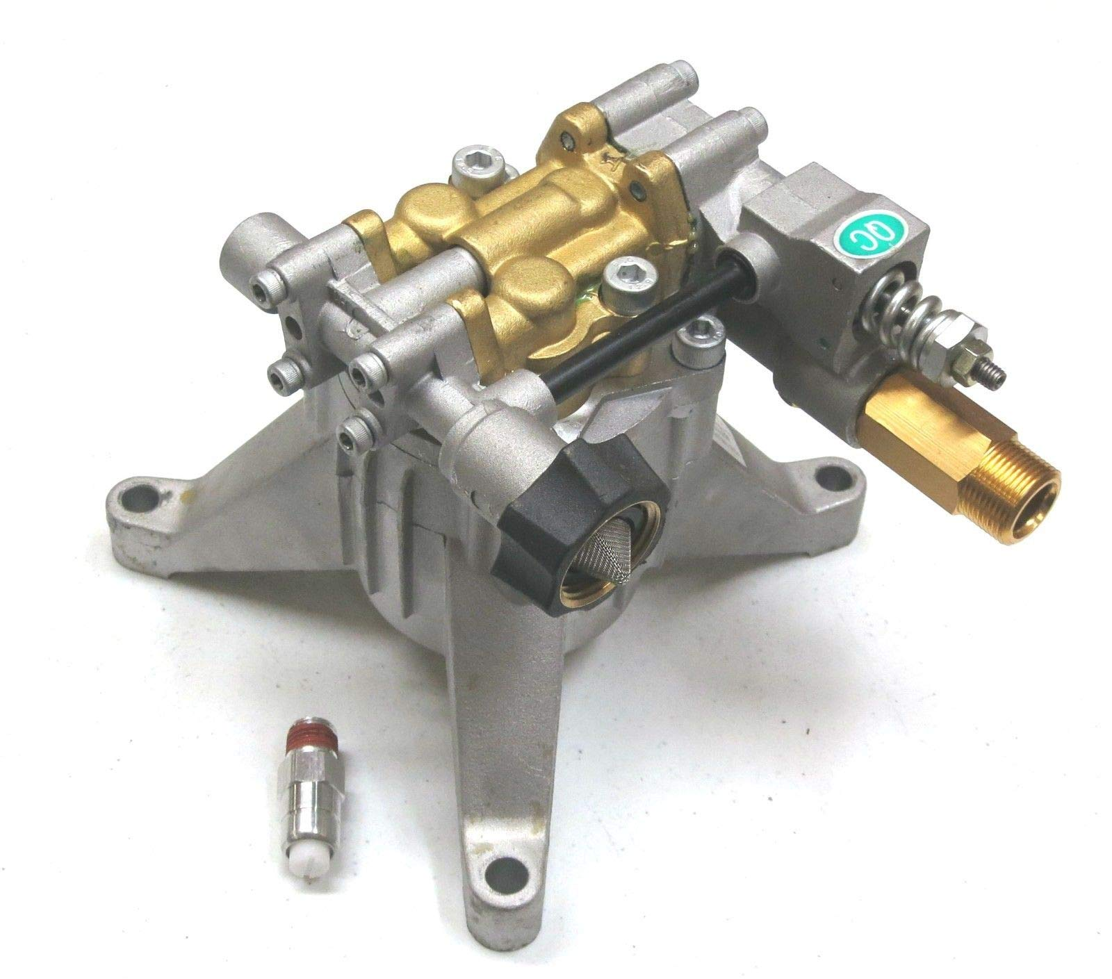 New 3100 PSI Upgraded POWER PRESSURE WASHER WATER PUMP Husky HU80432 HU80432A by The ROP Shop by Himore