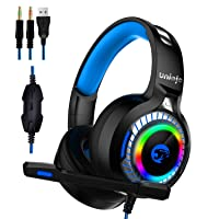 Deals on UNIOJO A60 Gaming Headset