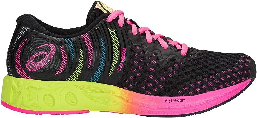 Asics Gel-Noosa FF 2 T869n-001, Zapatillas de Running para Niñas, Negro (Black T869n/001), 35.5 EU: Amazon.es: Zapatos y complementos