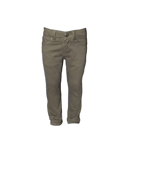 Jungen Jeans Slim Fit Style Schmales Bein Hose