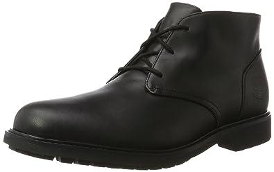 Timberland Earthkeepers Stormbuck Chukka, Men's Boots, Black, 6.5 UK
