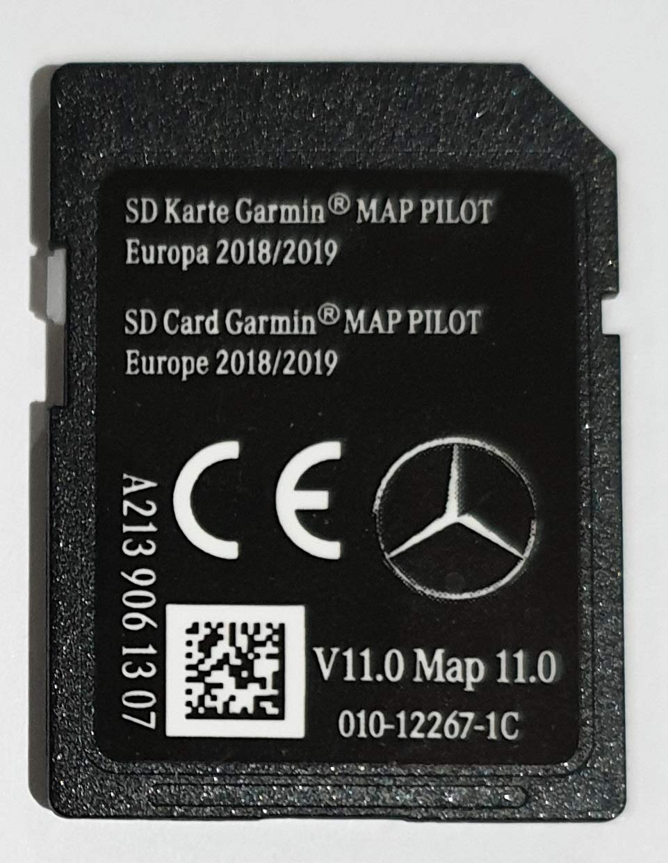 SD Karte Mercedes Garmin MAP Pilot Europe 2018-2019 - STAR2 - A2139061307 here