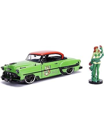 Jada Toys DC Comics Bombshells Poison Ivy & 1953 Chevy Bel Air Die-cast Car