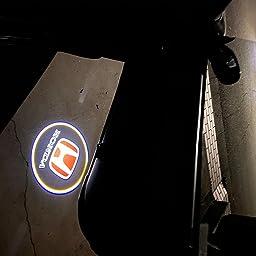 Amazon Besline Led カーテシランプ 2個セット 全18種類 選択可 カーテシライト ゴーストシャドーライト 投影用フィルム 取り付け簡単 配線不要 ドアカーテシランプ レーザーロゴライト ドアウェルカムライト Lexus シフトランプ 車 バイク