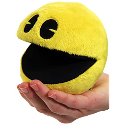 "Paladone Pac-Man 4"" Plush with Sound: Toys & Games"