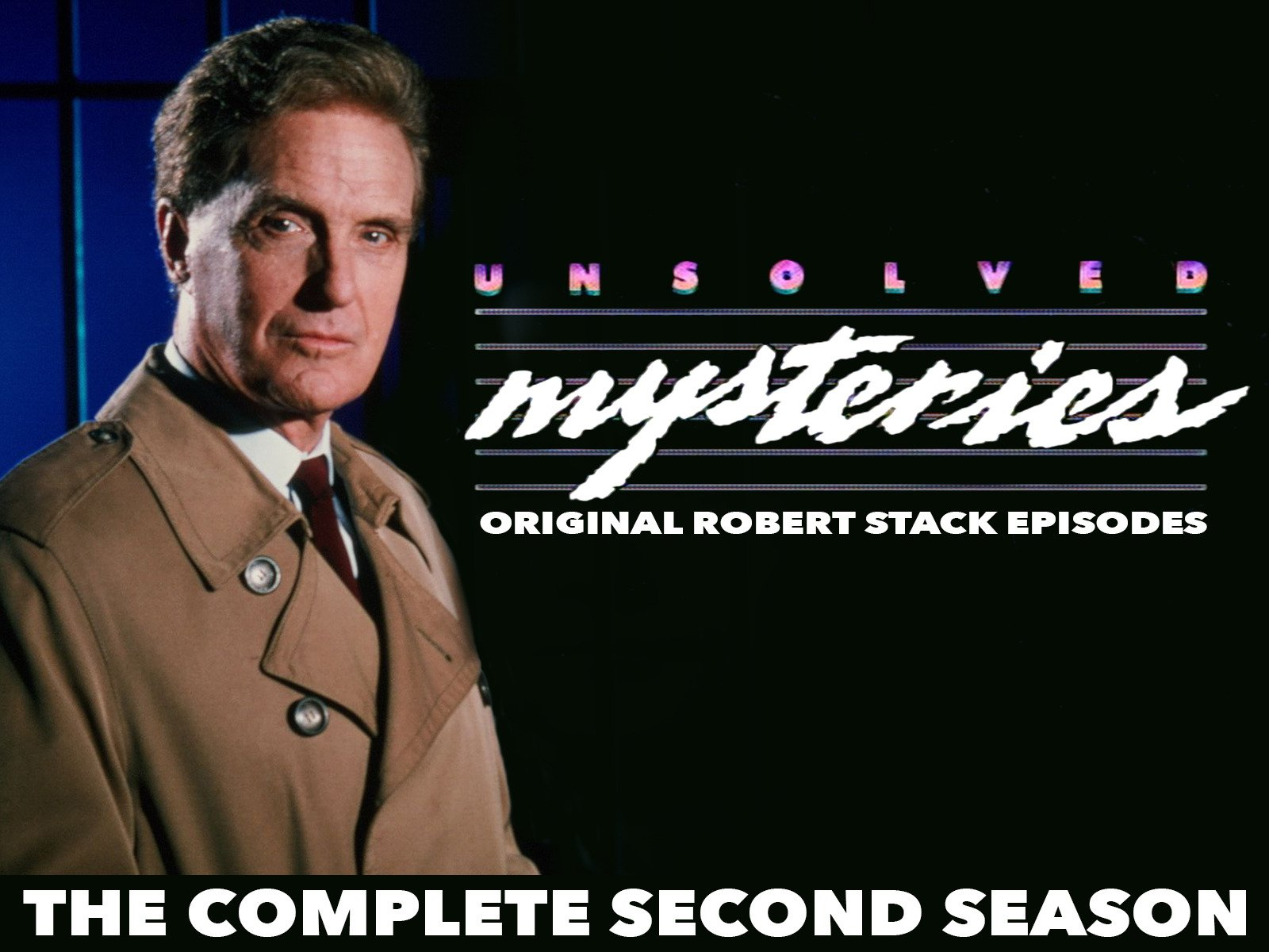 Amazon com: Watch Unsolved Mysteries: Original Robert Stack