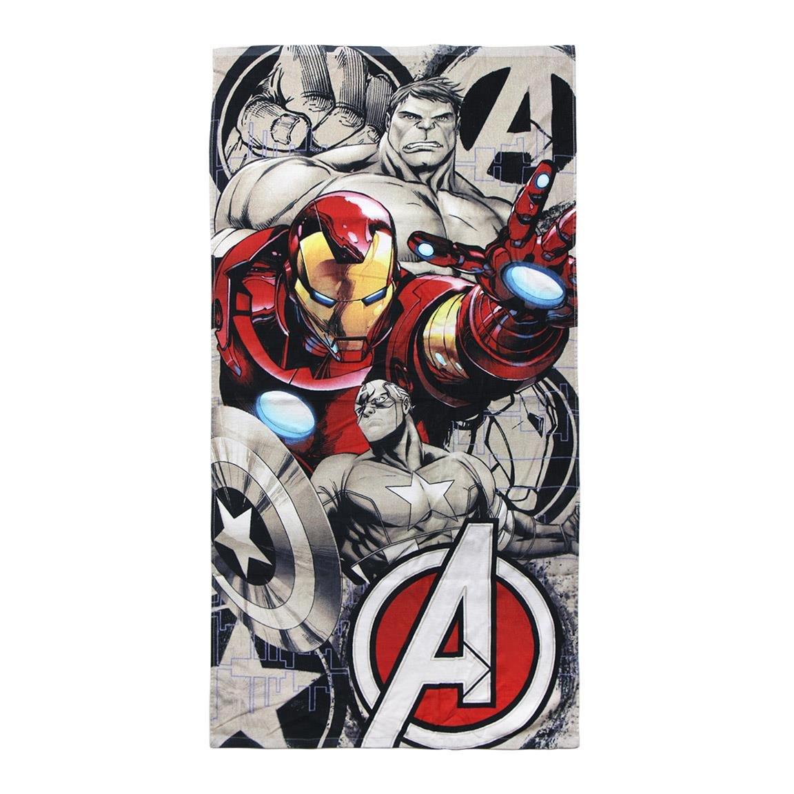 Made in Trade 2200002804 Avengers Serviette en Coton