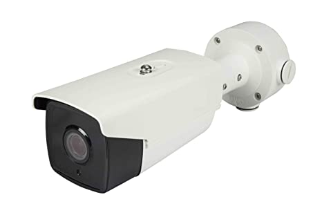 6MP IP Security Camera - PoE Powered - Built-in Heater - IR ...