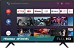 Hisense 40-Inch 40H5500F Class H55 Series Android Smart TV with Voice