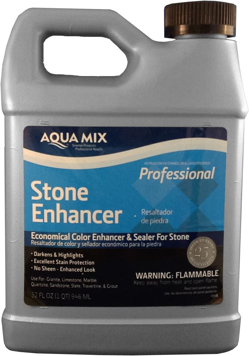 Aqua Mix Stone Enhancer - Quart