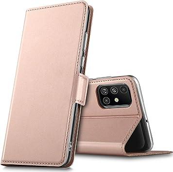 GEEMAI Diseño para Samsung Galaxy A51 Protectora Funda,con Soporte ...