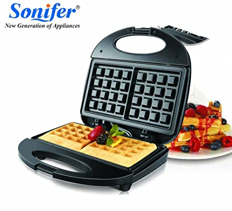 Image result for waffle maker sonifer