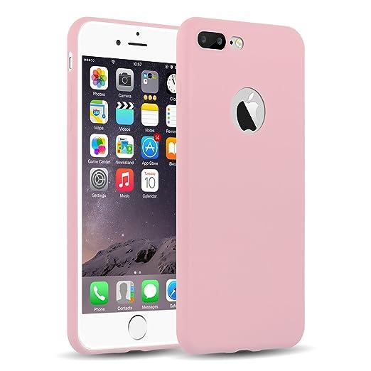 178 opinioni per Cover iPhone 8 Plus Cover iPhone 7 Plus, JAMMYLIZARD [Jelly] Custodia Case in