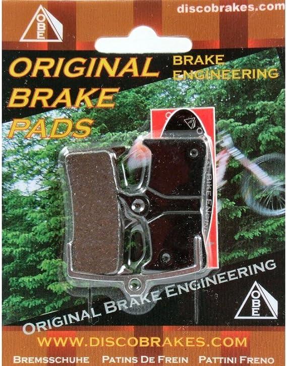 Brake pads bike MTB Freeride Hope Mono m4 race evo m4 Brake Pads Bike VX