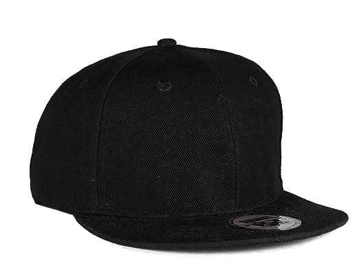 4sold ABC Red Black Cap Snapback Gorra de béisbol Cierre de botón ...