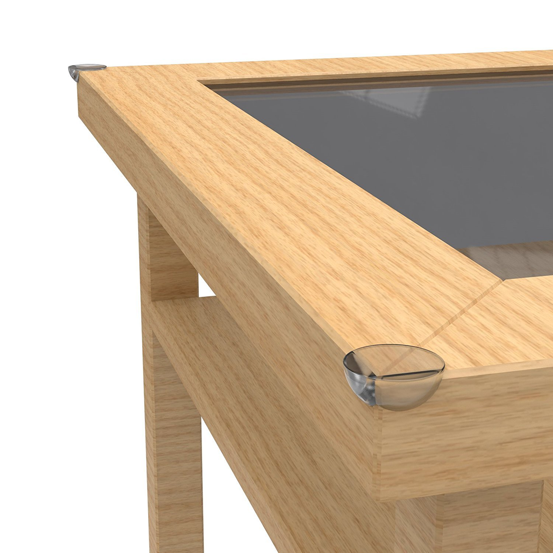 galleon baby proofing corner protectors guards soft edge child proof corner safety bumpers. Black Bedroom Furniture Sets. Home Design Ideas