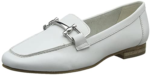 New Look Korgi, Mocasines para Mujer, Blanco (White 10), 37 EU: Amazon.es: Zapatos y complementos