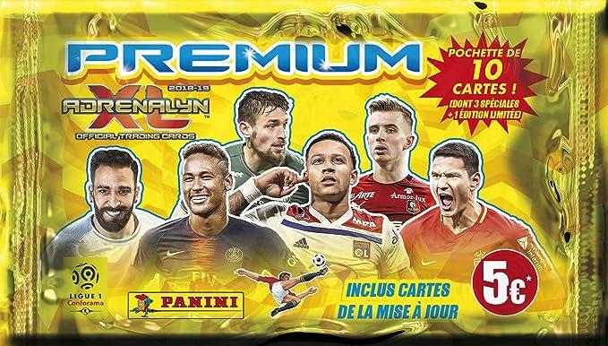 Panini Premium-adrenalyn XL Liga 1 2018 – 19, 2418 – 045: Amazon.es: Juguetes y juegos