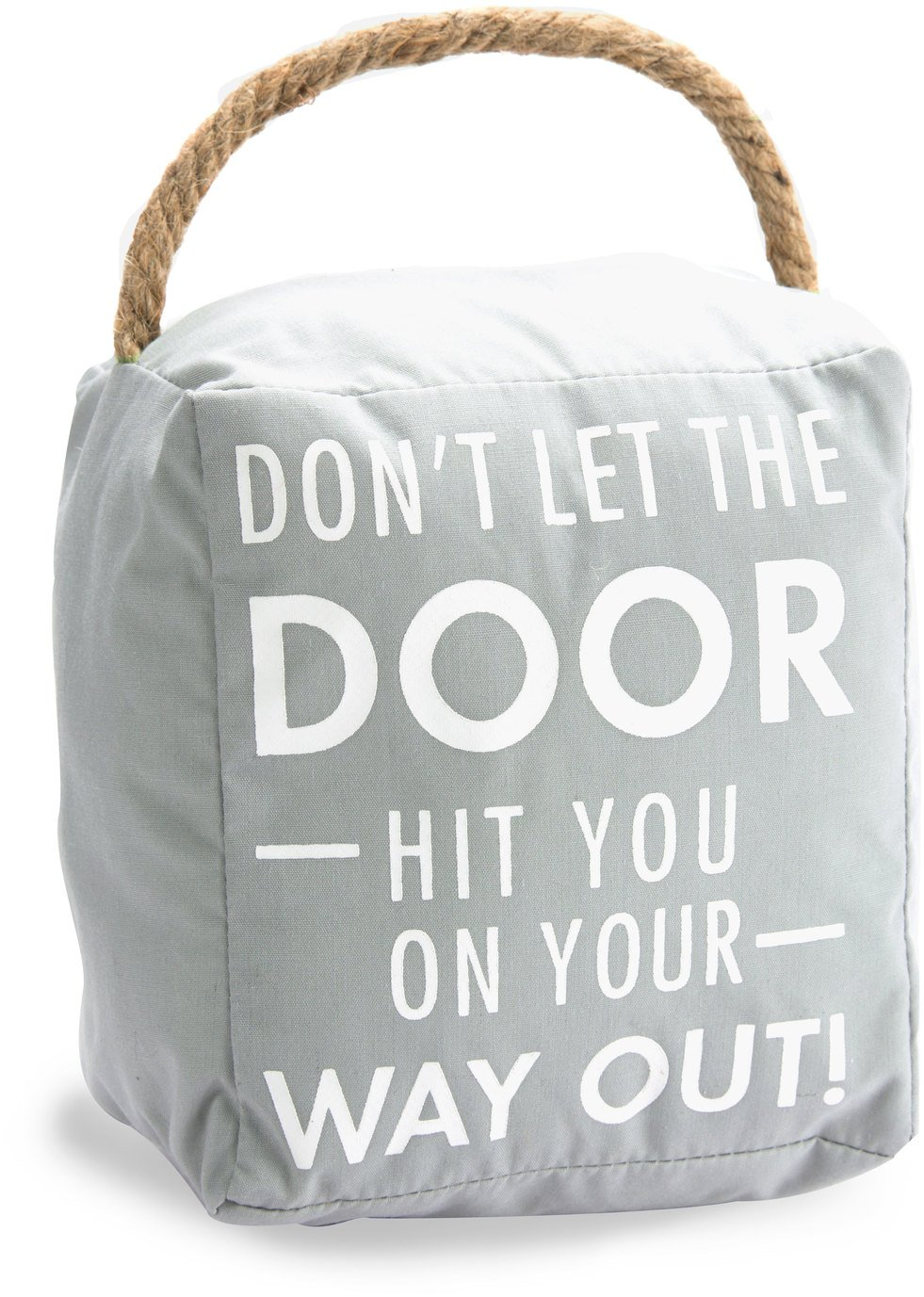 Pavilion Gift Company 72237 Way Out Door Stopper