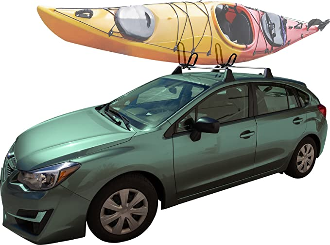 Kayak Roof Rack For Cars >> Amazon Com Kayak Roof Rack For Car Kayaks Accessories Best For