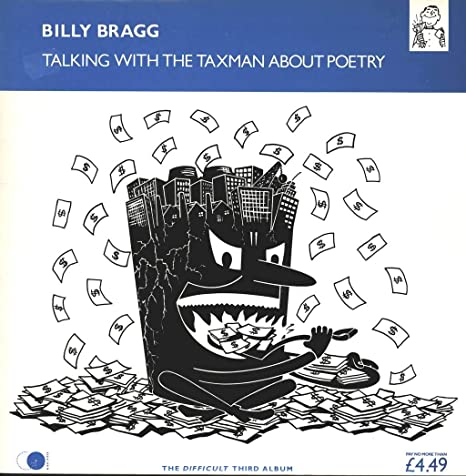 Talking With The Taxman About Poetry : Billy Bragg: Amazon.es: Música