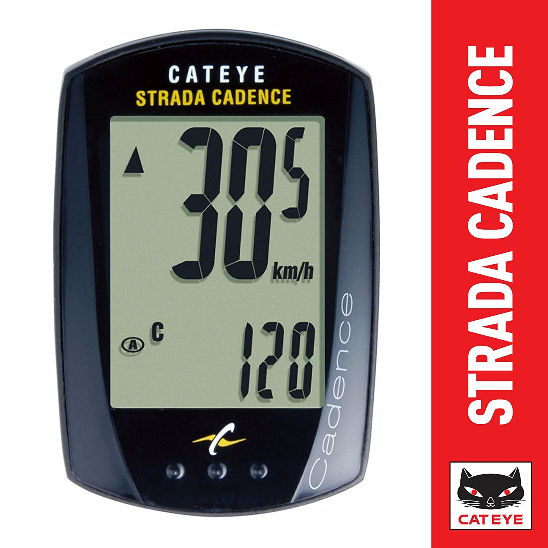 Cateye Cc Rd200 Strada Cadence Black Amazon Sports Outdoors