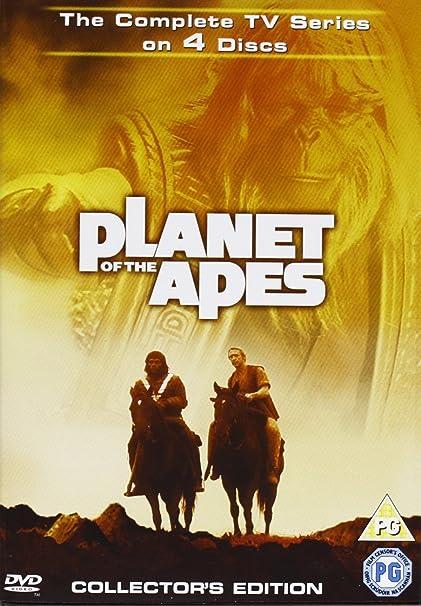 Planet Of The Apes TV Series DVD [Reino Unido]: Amazon.es ...