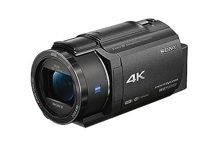Sony Handycam FDR-AX40 Digital 4K Video Camera Recorder (Black)