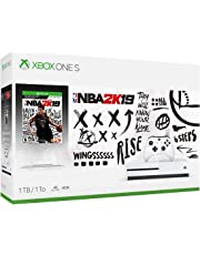 Xbox One S 1TB Console - NBA 2K19 Bundle [Importado]