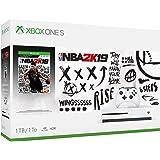 Xbox One S 1TB Console - NBA 2K19 Bundle...