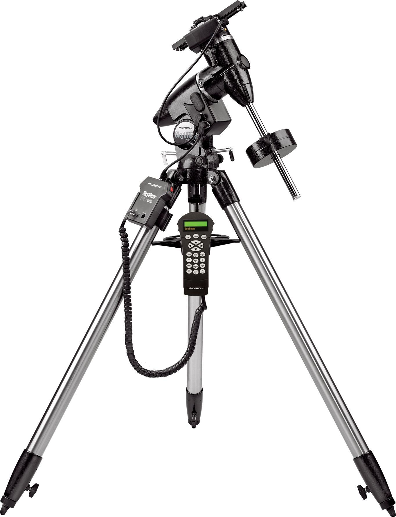 Orion SkyView Pro Equatorial GoTo Telescope Mount
