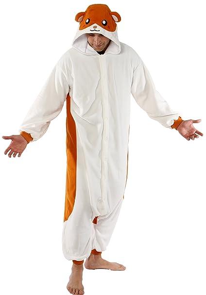 Kigu Hamster - Mono Hombre, Naranja (Orange), Medium: Amazon.es: Ropa y accesorios