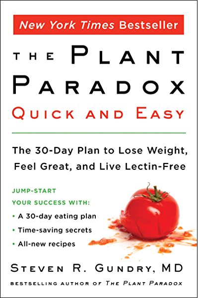 can i eat lentils on plant paradox diet