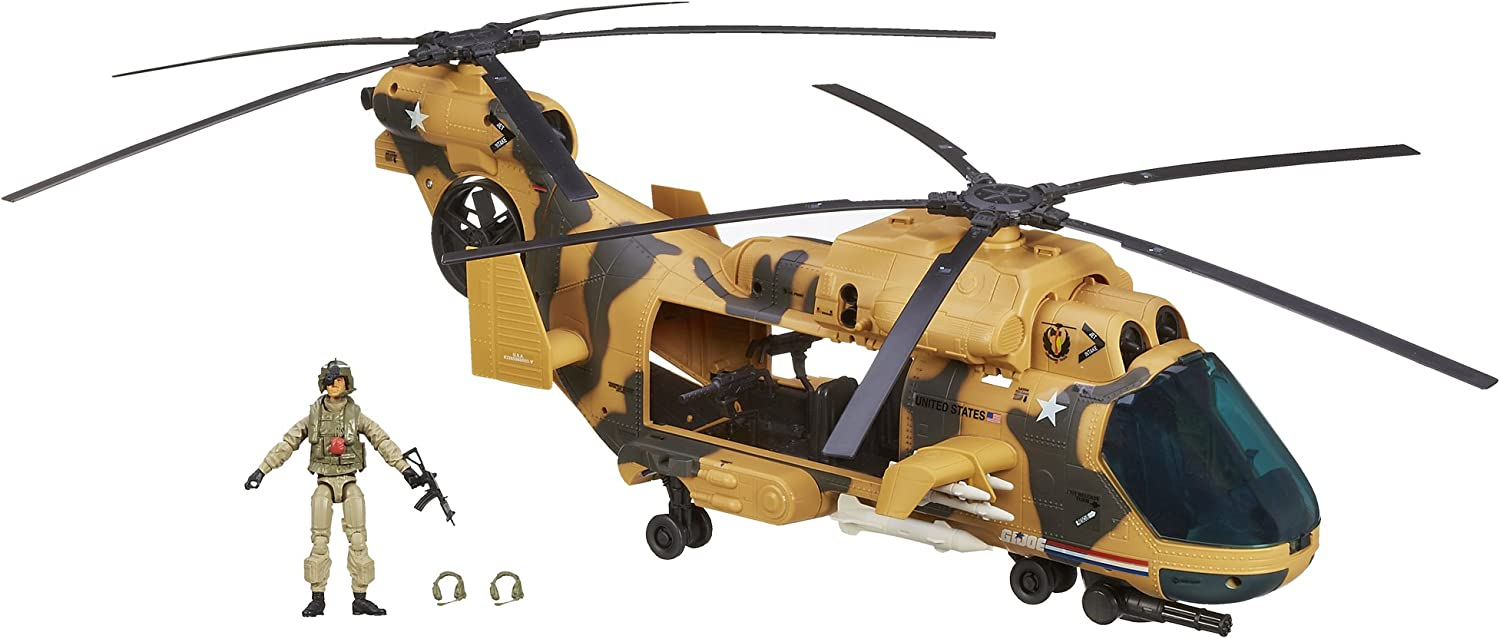G.I. Joe Eaglehawk Helicopter
