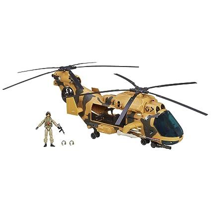 Amazon Com G I Joe Eaglehawk Helicopter Toys Games