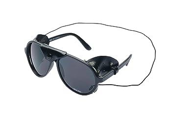 Kletterbrille Schutzbrille Schneebrille Bergsteigerbrille Alpland Bergbrille Gletscherbrille