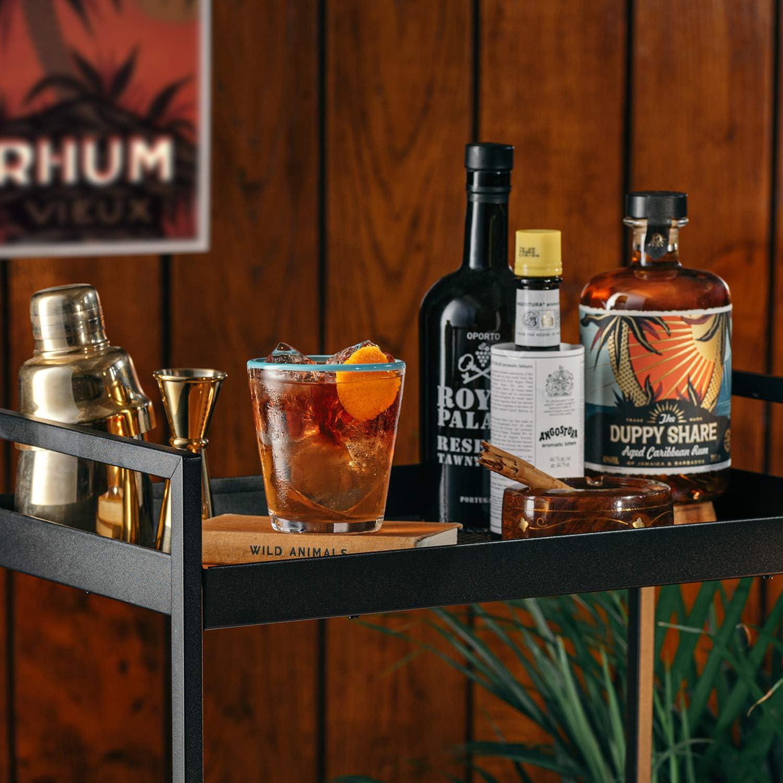 The Duppy Share Caribbean Rum (1 x 0.7 l)