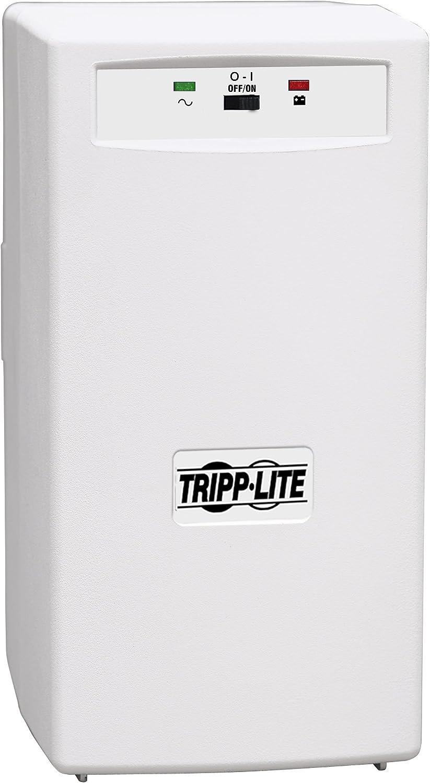 Tripp Lite BCPERS300 300VA 180W UPS Desktop Battery Back Up Tower 120V, 3 Outlets