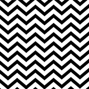 Luxton Black White Chevron Wallpaper Unpasted Pvc Wave Zigzag Background Wallpaper Roll 20 8 Inch X 31 17 Feet 1 Roll Pack Amazon Com