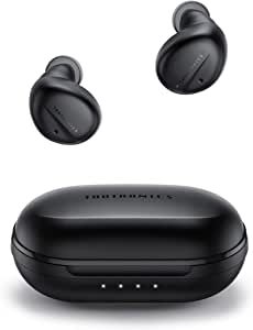 Active Noise Cancelling Wireless Earbuds, TaoTronics Hybrid ANC Headphones, Bluetooth 5.1 Earphones with Single/Twin Mode, Touch Control, 32H Playtime, USB C Charging in-Ear Stereo Headset with Mic