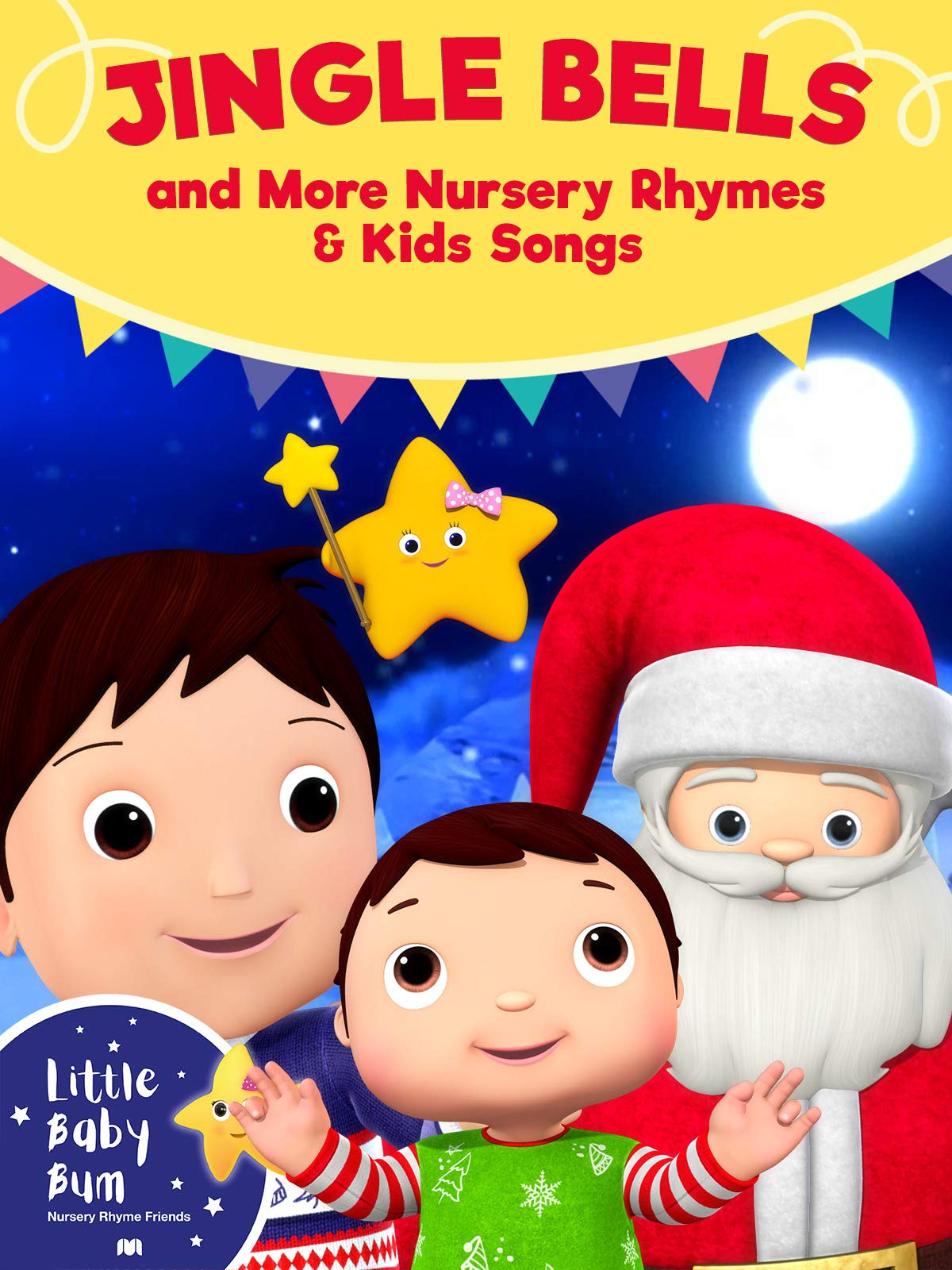 Little Baby Bum - Christmas Holiday Songs For Kids