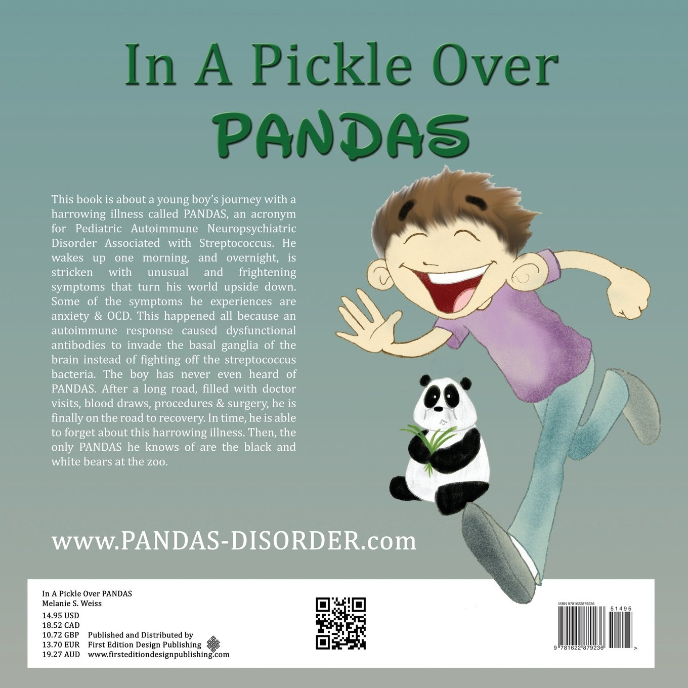 In A Pickle Over Pandas Melanie S Weiss 9781622879236 Amazon Com Books
