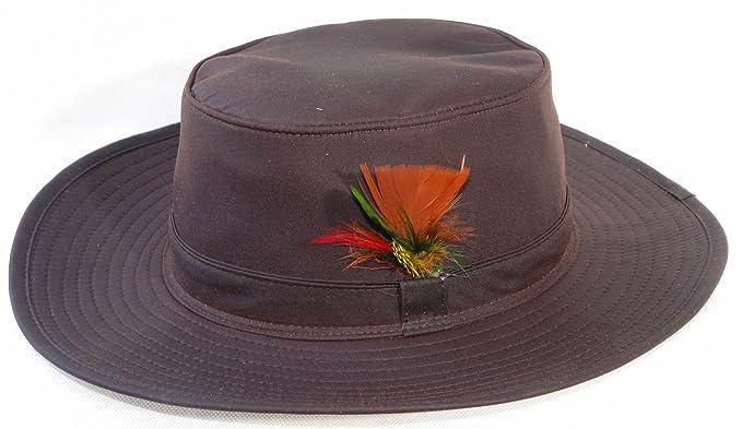Cappello da sole tradizionale da esploratore australiano 0b8f95f92e3a
