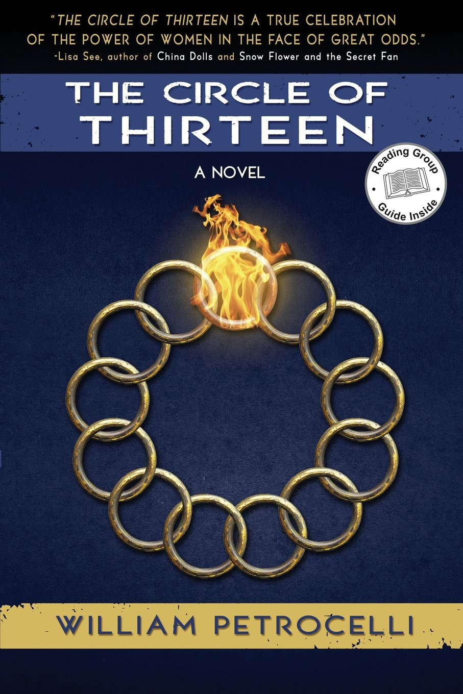 The Circle Of Thirteen: William Petrocelli: 9781630268763: Amazon: Books
