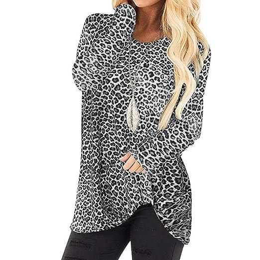 Amazon.com: Pandaie Womens Casual T Shirts Twist Knot ...