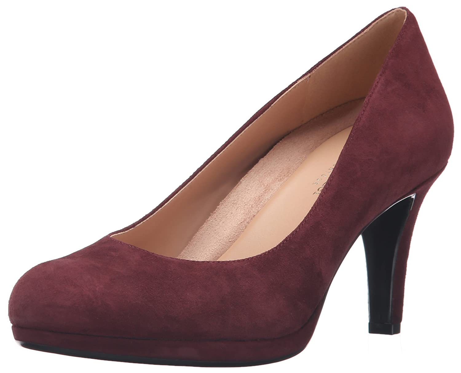 Naturalizer Women's Michelle Dress Pump B019XHSPBQ 8.5 B(M) US|Bordo